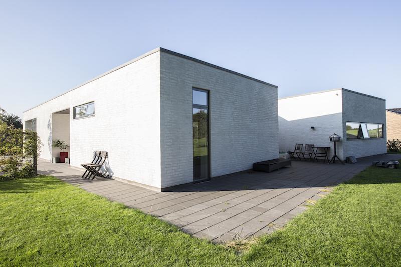 Funkisvilla på 285 m2 i Fredericia