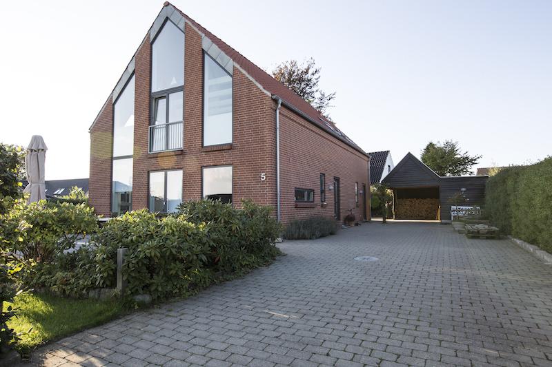 Tilbygning i Snoghøj af Byggetilladelsen.dk