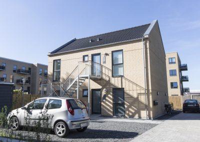 4 Lejligheder Odense C
