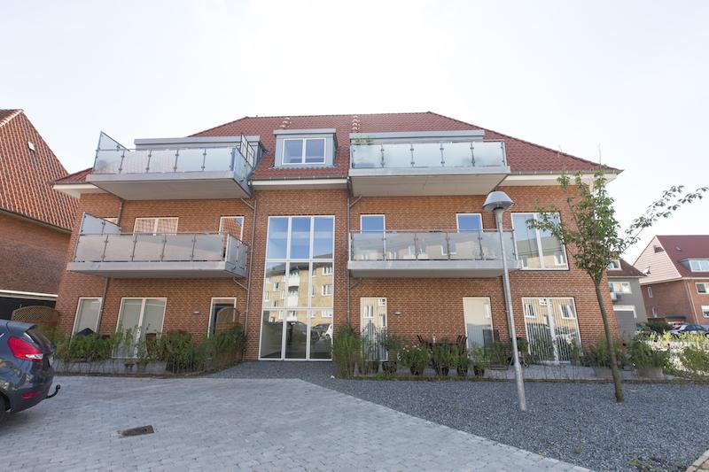 Nybyg lejligheder i Odense c af byggetilladelsen