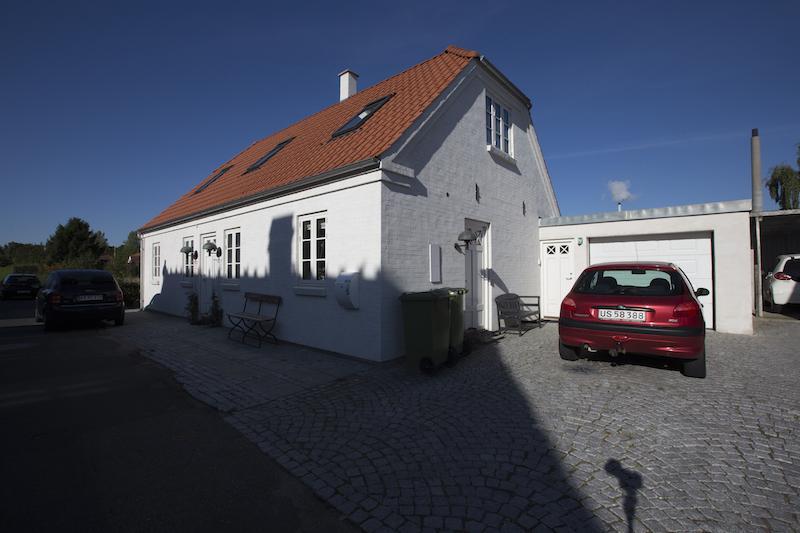 Villa på Skibhus i Odense