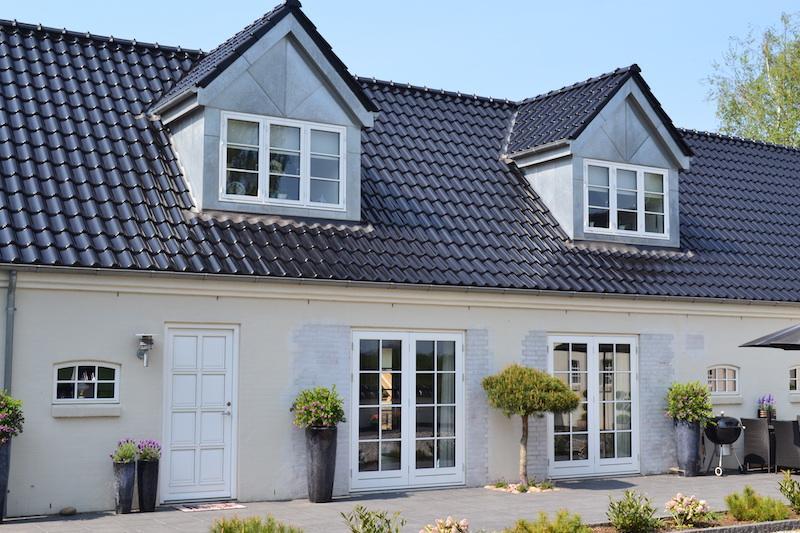 Renovering af staldlænge til bolig