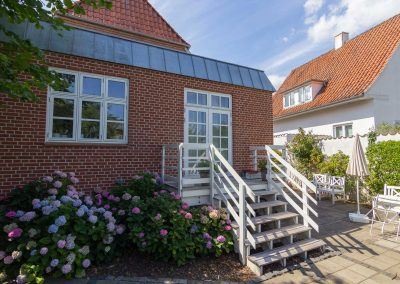 Tilbygning Odense M