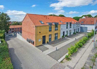 Rækkehuse Odense C
