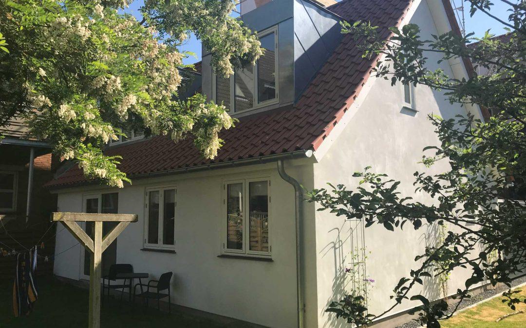 Tilbygning Odense C