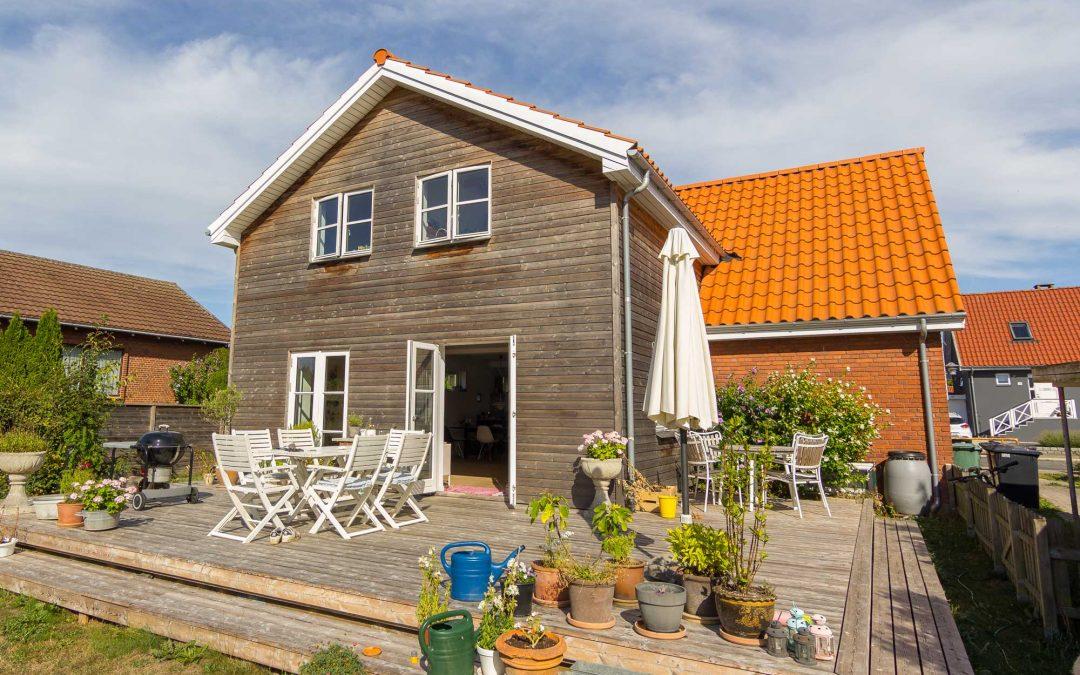 Tilbygning Roskilde