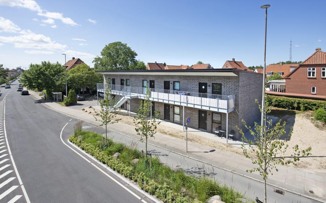 Nybyg Skt. Jørgensgade